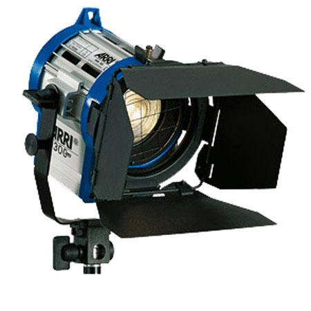 Arri 300 Watt Plus Tungsten Fresnel (120-240VAC)